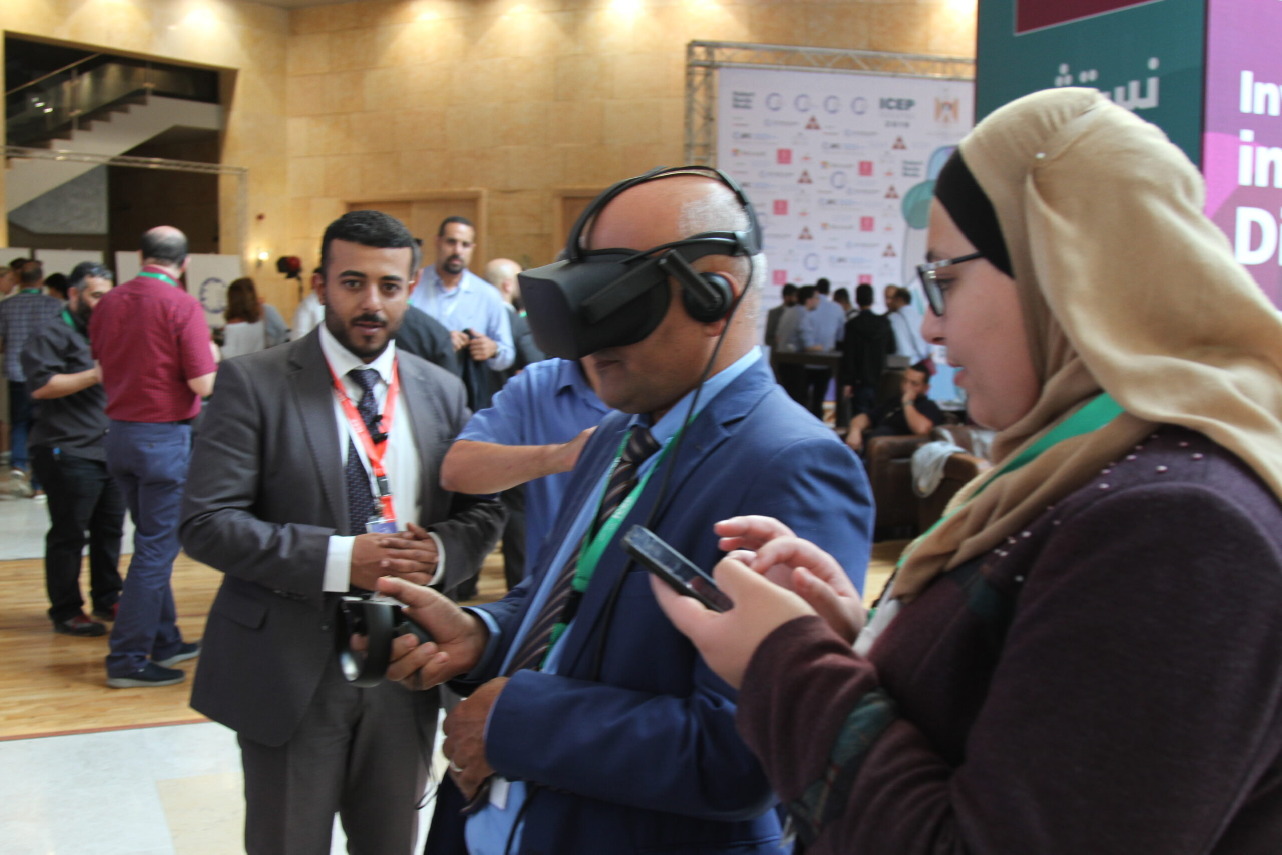 You are currently viewing GIL's Quest to Making Immersive Arabic Learning Accessible